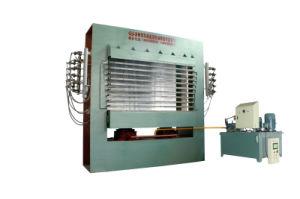Flat Lamination Machine of Furniture Veneer pictures & photos