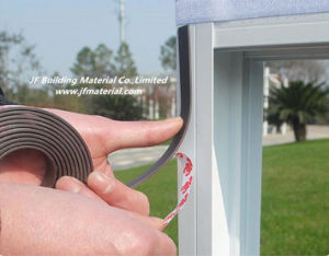 DIY Magnetic Fly Screens and Mosquito Net Hook & Loop pictures & photos