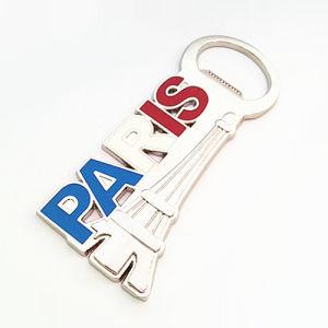 Paris Gift Metal Fridge Magnet Souvenir with Bottle Opener (F5023) pictures & photos