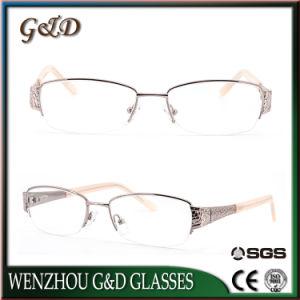 Fashion Eyewear Eyeglass Optical Metal Frame 42-998 pictures & photos