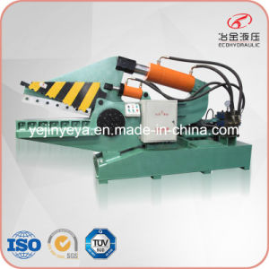 Hydraulic Waste Metal Cutting Machine (Q08-250A) pictures & photos