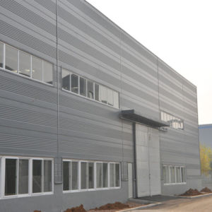 ISO Certificate Steel Structure Buildings (DG3-044) pictures & photos