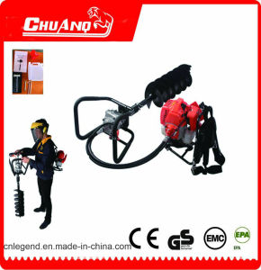 Backpact Portable Easy to Operate Earth Auger Ground Drill pictures & photos