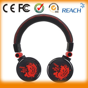 High Quality OEM Custom Logo Headphones pictures & photos
