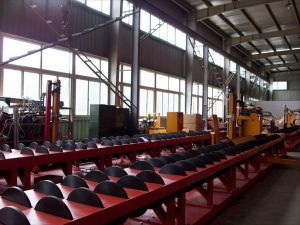 Roller Flame Cutting Machine pictures & photos