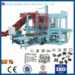 High Capacity Brick Making Machine Manufacture with Qt10-15 pictures & photos