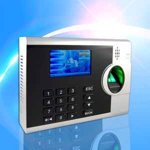 Biometric Fingerprint Time Recorder System with Schedule Bell Function (3000T-C) pictures & photos
