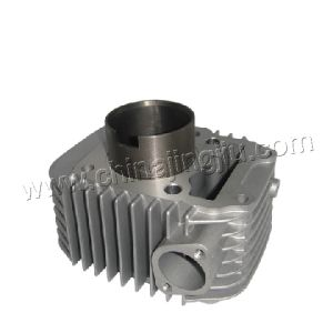Motorcycle Cylinder Block (Super Splendor - Silver color) pictures & photos