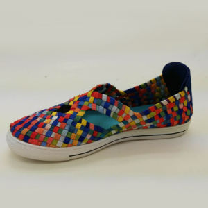 New Model Unisex Woven Shoes Buy Athletic Shoes pictures & photos