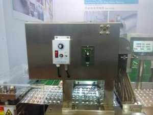 China Flexible Capsule Alu Alu Blister Packing Machine pictures & photos