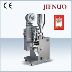 Tomato Sauce Filling Machine Sealing Machine Packer/Liquid/Paste Packing Machine pictures & photos