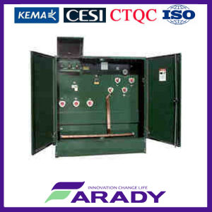 Pad Mounted Three Phase Power Transformer of Rated Capacity pictures & photos