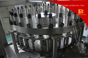 Automatic 3 in 1 Glass Bottle Filling Machine pictures & photos