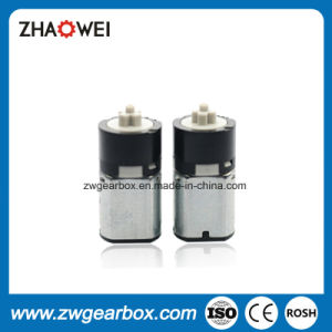 Customized 10mm Plastic Mini DC Gear Motor with Gearbox pictures & photos