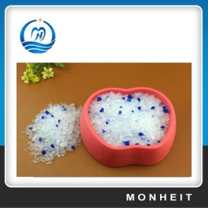 China Pet Suppliers Cat Litter by Silica Gel
