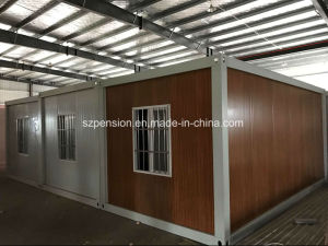 Hot Sales Prefabricate/Prefab Foldable Mobile House pictures & photos