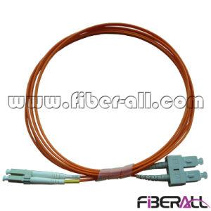 SC/PC-LC/PC Optical Fiber Patch Cord mm Duplex pictures & photos