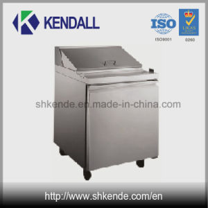 Stainless Steel Refrigerated Pizza Worktable/ Fridge/Refrigerator pictures & photos