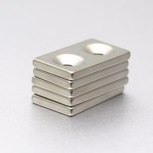 Countersunk Noedy Magnets with Screw Hole pictures & photos