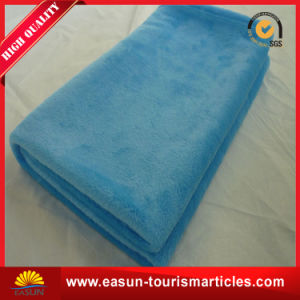 High Quality Coral Fleece Throw Blanket for Sale pictures & photos