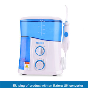 FDA Ce RoHS Approved UV Light Water Flosser Power Floss Oral Irrigator pictures & photos