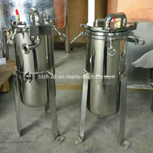 SUS304/316L Bag Industrial Filter for Liquid Solution pictures & photos