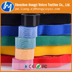 Self-Locking Back to Back Velcro Hook and Loop Tapes pictures & photos