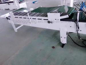 Pre-Fold Medicine Box Folding Gluing Machine (GK-780B) pictures & photos