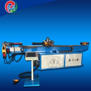 Different Angle Bending Plm-Dw50CNC Automatic Pipe Bending Machine pictures & photos