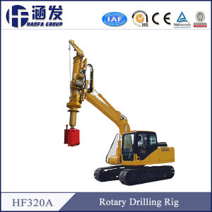 Hf320A Rotary Drilling Rig and Rotary Pile Drilling Rigs pictures & photos