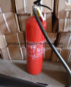 5kg Cancave Gas Cylinder for Fire Extinguisher with Ce Certification pictures & photos
