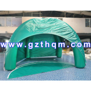 Ustomized Cover Geodome Inflatable Spider Tents/PVC Inflatable Tent pictures & photos