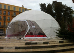 100+ People Events Customized Geodesic Dome Tent for Wedding Party pictures & photos