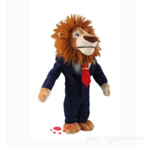 Plush TV Animation Doll Lion pictures & photos