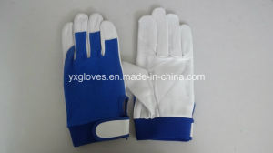 Cheap Glove-Working Leather Glove-Work Glove-Safety Glove-Gloves-Industrial Glove pictures & photos