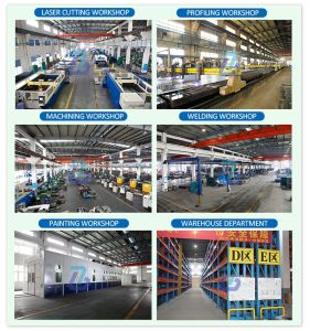Hangzhou Forkllift Use CNC Laser Cutting Part pictures & photos