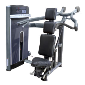 Plate Loaded Fitness Equipment / Seated Shoulder Press Commercial Gym Machine pictures & photos