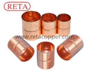 Straight Copper Coupling for Connecting pictures & photos