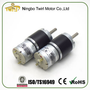 Custom-Made Max 200kg Torque 36mm High Torque Low Rpm Electric Gearmotor pictures & photos