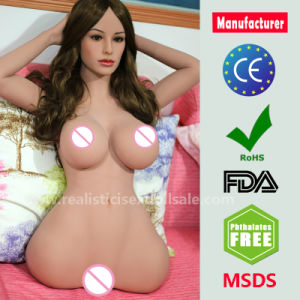 Real Life Sex Dolls Silicone Torso Doll Adult Sex Products pictures & photos