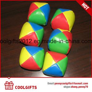 2.5inch Phthalate Free PVC Stuffer Juggling Ball, Toy Ball for Promition pictures & photos