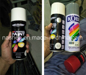 Glossy Finish Dashboard Wax Spray Paint pictures & photos