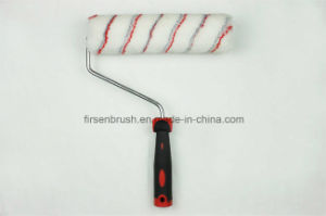 High Quality Paint Roller with Rubber Handle pictures & photos