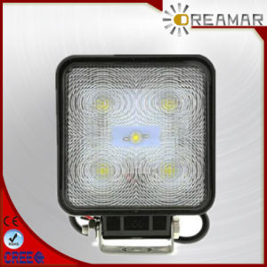5inch 15W 1350lm 6500k LED Work Light CREE for Trucks 4X4 off Road pictures & photos