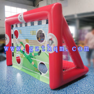 Funny Inflatable Football Soccer Goal Shooting for Sports Games pictures & photos
