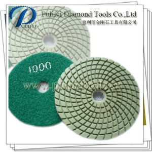 Diamond Resin Pad for Stone Polishing Machine pictures & photos
