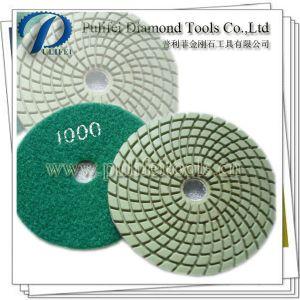 Diamond Resin Pad for Stone Polishing Machine