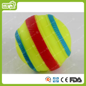 Pet Dog Vinyl Ball Toy Pet Products pictures & photos