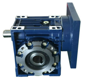 Shaft Mounted Worm Reducer Speed Transmission Worm Reducer pictures & photos
