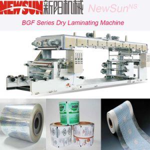 Bgf Series Aluminum-Plastic Compounding Dry Laminating Machine pictures & photos